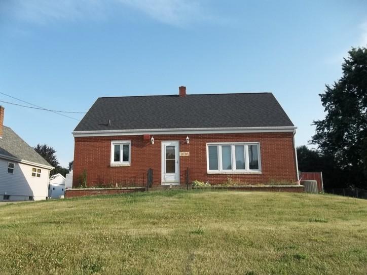 Grandparents' old house. Dubuque, Iowa.