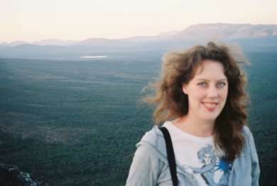 In the Grampians, Australia.
