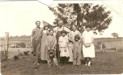 Iowa family.