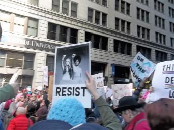 Women's March Chicago